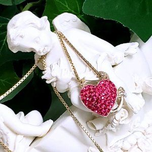 Jewelry - Devilish Heart Necklace